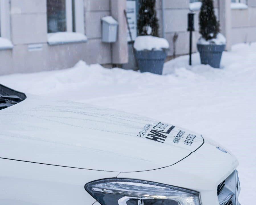 Pirkanmaan hyacenter Mercedes-Benz